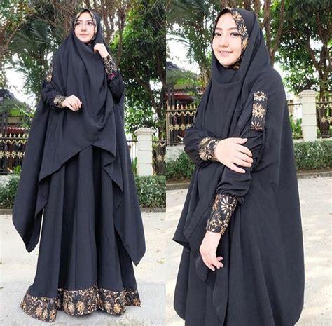 Gamis Pesta Pernikahan 2018 17 model baju pesta muslim 2018 edisi gaun pesta muslimah
