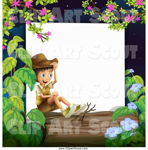 Boy Scout Background Check Royalty Free Stock Scout Designs Of Website Backgrounds