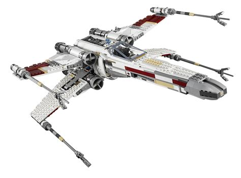 Lego 10240 Wars lego 10240 five x wing starfighter announced galactic archives