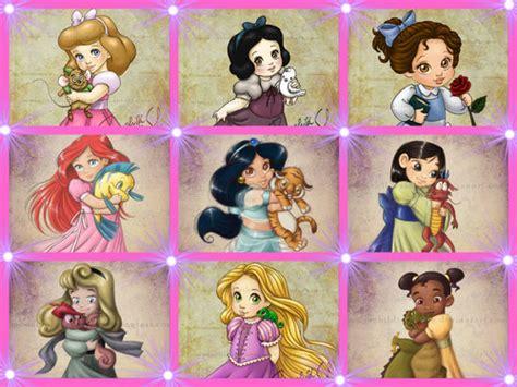 wallpaper disney princess baby disney princess images baby princess hd wallpaper and