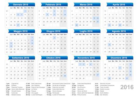 Calendario Giorni Festivi Germania Calendario 2016 Con Giorni Festivi Calendar Template 2016