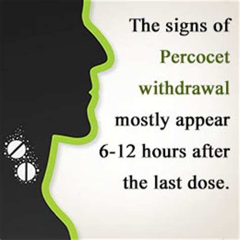 Opiates Detox Percocets by Things You Should About Percocet Withdrawal