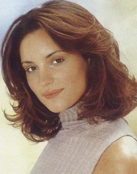 hair cut styles for shoulder length for older women medium haircuts for older women
