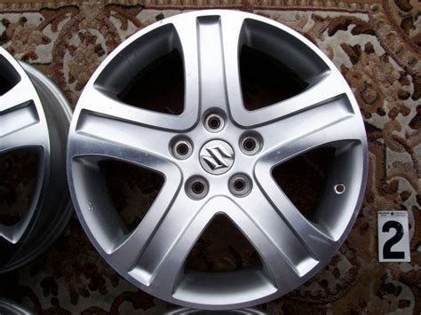 Suzuki Wheels Buy Suzuki Grand Vitara 17 Quot Wheels Rims Stock Oem Factory