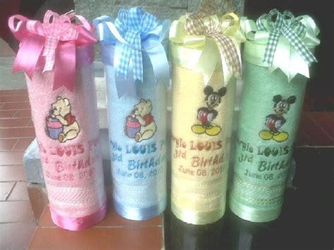 Souvenir Handuk Ulang Tahun Anak ulang tahun anak souvenir souvenir handuk bisa di order