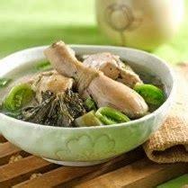 Sawi Asin 100 Gram tips praktis memasak sup ayam sawi asin resep caca