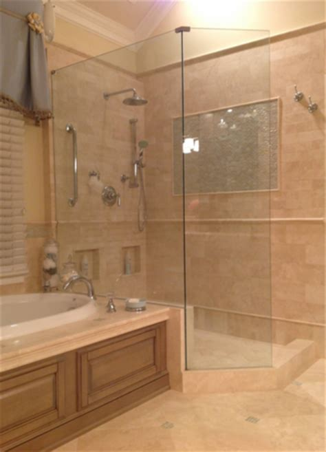 Houzz Bathroom Showers Winter Houzz Custom Bathroom Remodel Survey Alpharetta Milton Roswell Cheryl Pett Design