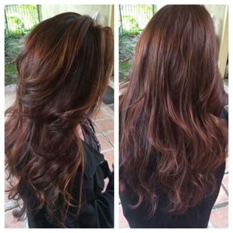 types of brown hair image of how to formula and steps for rich dimensional