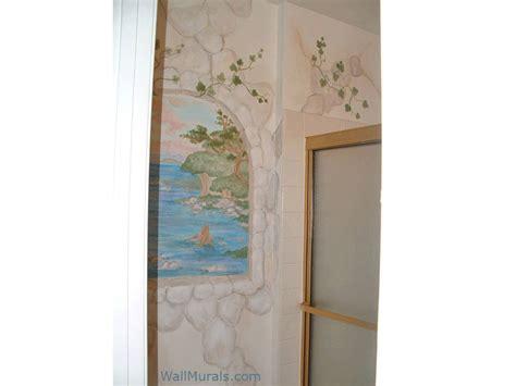 window wall murals painted window wall murals