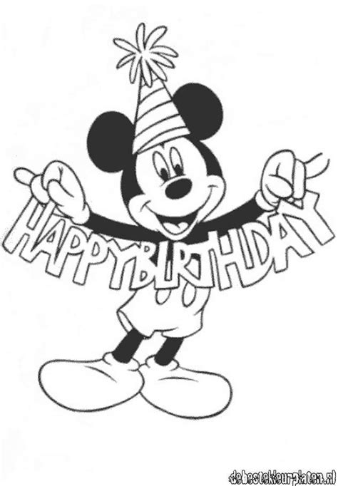 mickey mouse coloring pages  printable coloring