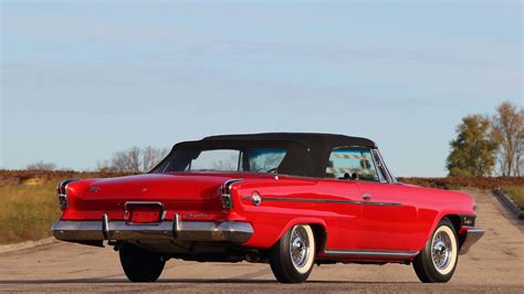 Chrysler Financial Address by 1962 Chrysler 300h Convertible 413 Ci 1 Of 123 Produced