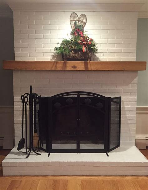Barnes Custom Upholstery by The Homeowner Selected This Reclaimed Beam From Stonewood Products In Harwich That We Made Into