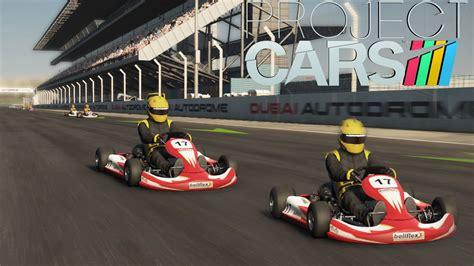 Go Car Racing Project Cars Go Kart Racing