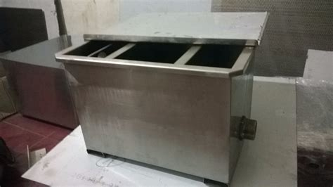 sink grease trap grease trap sink