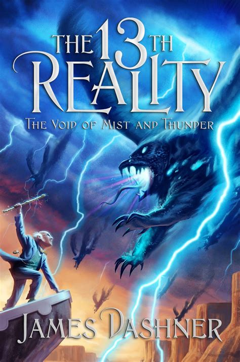 the 13th reality series books the void of mist and thunder the 13th reality wiki