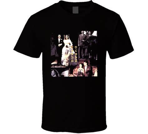 Kaos T Shirt Duran Duran the wedding album duran duran t shirt