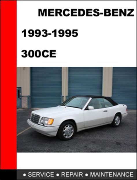 small engine repair manuals free download 1994 mercedes benz c class auto manual mercedes benz 300ce 1993 1995 workshop service repair manual down