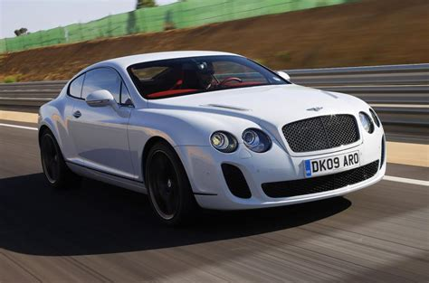 bentley continental supersports bentley continental supersports review autocar