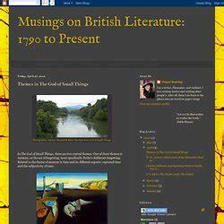 major themes in british literature literature pearltrees