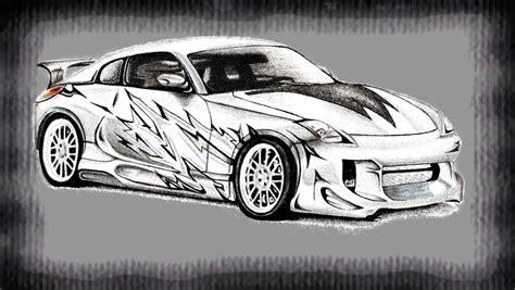 imagenes blanco y negro de autos dibujos de autos taringa