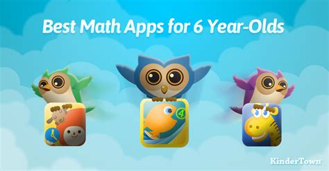 best math apps for 6 year olds - Best Apps For Six Year Olds