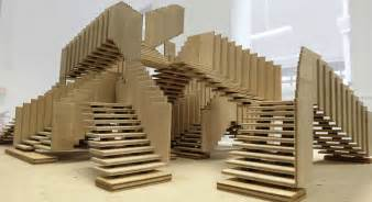 Stair Structure by Drmm Endless Stair