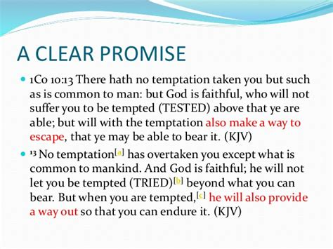 when i m tempted a promises of god novel volume 3 books understanding and walking in the of god