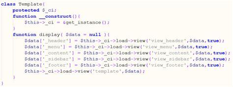 membuat template wordpress dengan codeigniter membuat tilan codeigniter dengan template