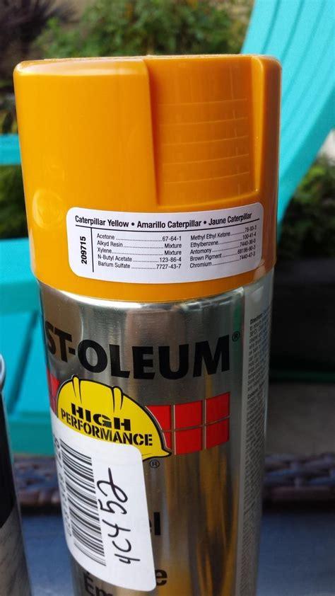 caterpillar paint    caterpillar yellow general topics dhs forum
