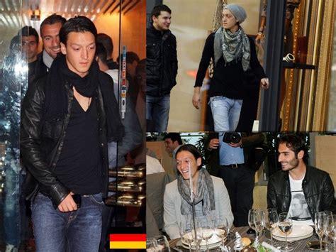 Aaf Mesut Ozil 3 캐주얼했던 메수트 외질 패션 mesut ozil fashion s look book
