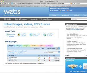website  html creating