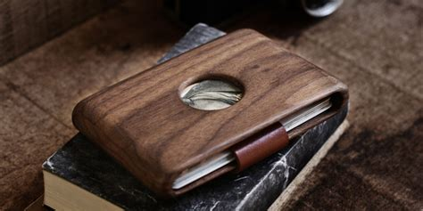 touch of modern touch of modern street ready watches solid wood wallets
