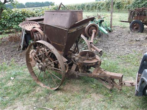 One Row Potato Planter by Ih One Row Potato Planter Tractorshed