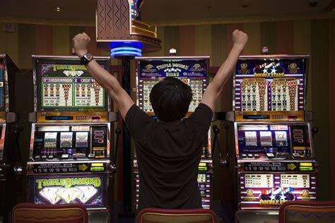 slot machine payback percentages