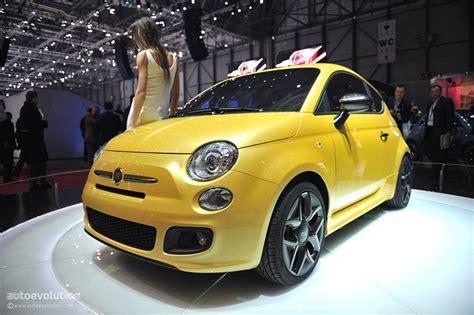 fiat 500 coupe geneva 2011 fiat 500 coupe zagato concept live photos