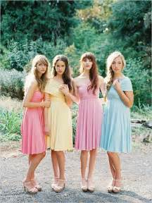 top 4 bridesmaid dresses trends your maids will love in