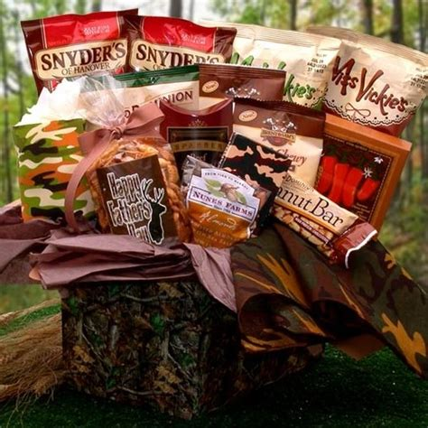 gifts for hunters camo care package hunters gifts arttowngifts
