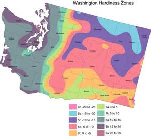 Washington State Weather Map by Northwest Berry Amp Grape Information Network 187 Weather