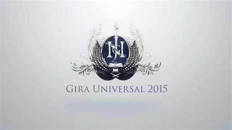 lldm logo lldm logo oficial de la gira universal 2015 youtube