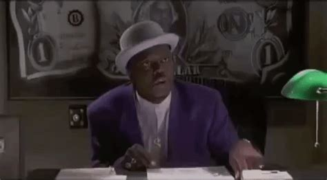Players Club Meme - bernie mac you dont get nothing gif find share on giphy