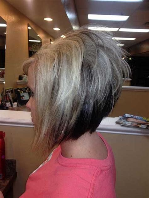 Stacked Bob Wedding Hairstyles by Stacked Aline Bob Haircut Correspond To At The Wedding