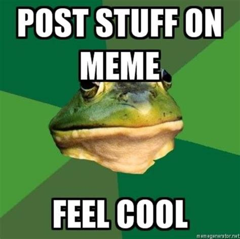 Foul Bachelor Frog Meme - image 25491 foul bachelor frog know your meme