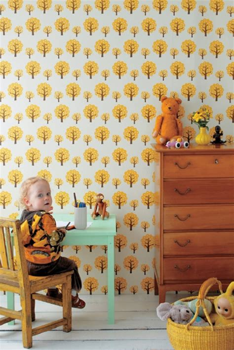 17 cool and creative room wallpaper ideas home