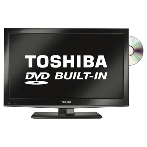 Tv Led Toshiba 19 Inch buy toshiba 19dl502b2 19 inch hd ready 720p led tv dvd combi with freeview from our led tvs