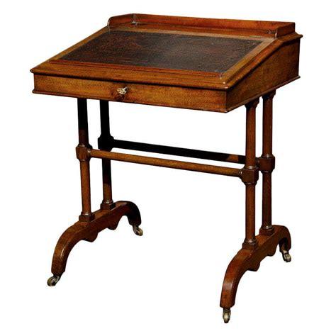 English Mahogany Student Desk For Sale At 1stdibs Student Desks For Sale