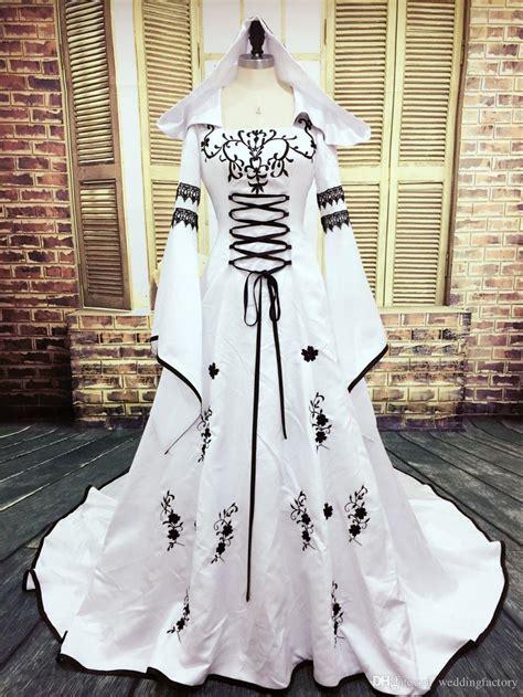 Dis Unt  Real Picture Gothic  Ee  Wedding Ee    Ee  Dress Ee   Black And