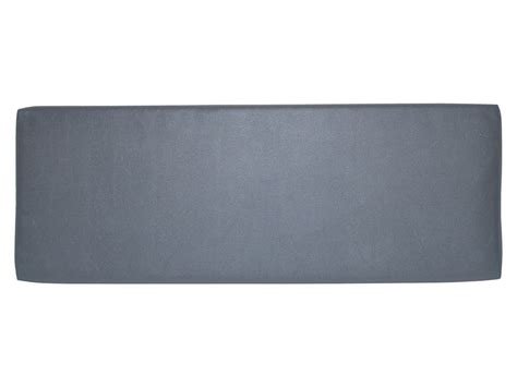 Vinyl Bench Cushions 320674lcs Cushion Bench Grey Vinyl Land Rover Parts