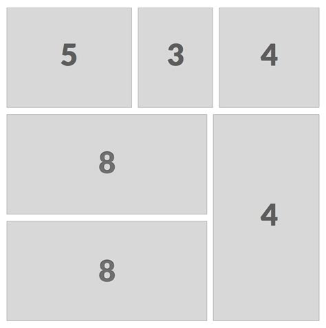 Grid Layout Height | jquery responsive grid layout img height scales