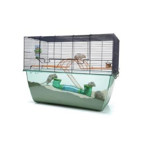gabbia per gerbilli habitat metro large gabbia con tunnel per roditori e
