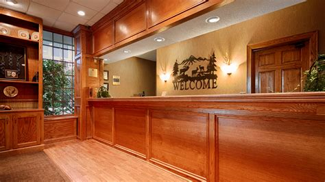 river mountain lodge front desk gallery best western mountain lodge at banner elk